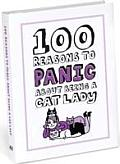 100 Reasons To Panic About Being a Cat Lady Knock Knock