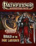 Pathfinder Adventure Path Wrath of the Righteous Part 5 Herald of the Ivory Labyrinth