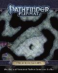 Pathfinder Flip-Mat: Twisted Caverns