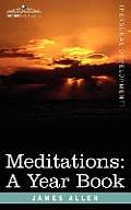Meditations A Year Book