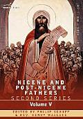 Nicene and Post-Nicene Fathers: Second Series Volume V Gregory of Nyssa: Dogmatic Treatises