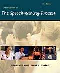 Introduction To Speechmaking Process (13TH 09 Edition)