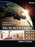 Introduction To Microeconomics - Study Guide (4TH 10 - Old Edition)