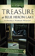 Treasure at Blue Heron Lake (Heartsong Presents Mysteries)