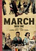March Book One: Oversized Hardcover Edition
