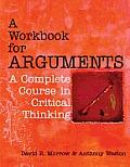 Workbook for Arguments