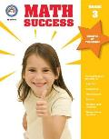 Math Success Grade 3
