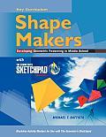 Geometers Sketchpad Shape Makers Developing Geometric Reasoning In Middle School