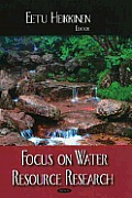 Focus on Water Resource Research