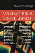 Applied Statistical Science Research