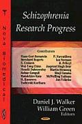 Schizophrenia Research Progress