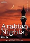 Arabian Nights, in 16 Volumes: Vol. IV