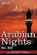 Arabian Nights, in 16 Volumes: Vol. XIV