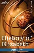 History of Elizabeth, Queen of England