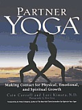Partner Yoga Making Contact for Physical Emotional & Spiritual Growth