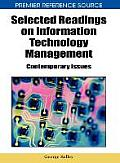 Selected readings on information technology management; contemporary issues