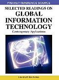 Selected readings on global information technology; contemporary applications