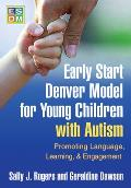Early Start Denver Model For Young Children With Autism Promoting Language Learning & Engagement