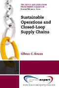 Sustainable Operations and Closed-loop Supply Chains