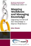 Mapping Workflows and Managing Knowledge: Capturing Formal and Tacit Knowledge to Improve Performance