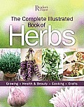 Complete Illustrated Book of Herbs
