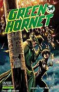 Green Hornet Volume 4 Red Hand