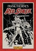 Frank Thornes Red Sonja Art Edition - Signed Edition