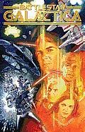 Battlestar Galactica Volume 1 Memorial
