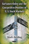 Sarbanes-Oxley and the Competitive Position of U.S. Stock Markets