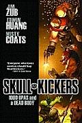 Skullkickers Volume 1 1000 Opas & a Dead Body