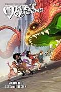 Sass and Sorcery: Rat Queens 1