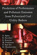 Prediction of Performance and Pollutant Emission from Pulverized Coal Utility Boilers
