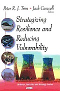 Strategizing Resilence and Reducing Vulnerability