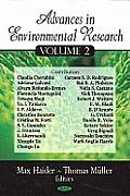 Advances in Environmental Researchv. 2