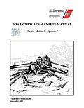 Boat Crew Seamanship Manual