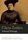 Clara Zetkin Selected Writings