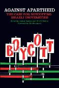 Against Apartheid The Case for Boycotting Israeli Universities