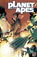 Planet of the Apes Volume 3