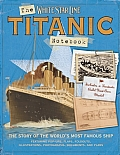 White Star Line Titanic Notebook