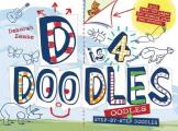 D Is 4 Doodles A Step By Step Drawing Book