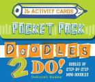 Pocket Pack Doodles 2 Do 26 activity cards in box