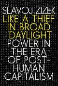 Like a Thief in Broad Daylight Power in the Era of Post Human Capitalism