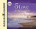 The 5 Love Languages (Library Edition): The Secret to Love That Lasts