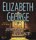 Just One Evil Act An Inspector Lynley Novel