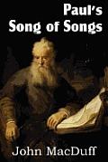 Paul's Song of Songs