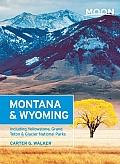 Moon Montana & Wyoming