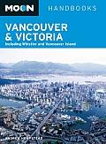 Moon Vancouver & Victoria 6th edition