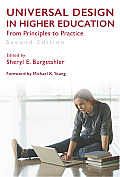 Universal Design in Higher Education From Principles to Practice