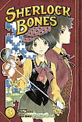 Sherlock Bones, Volume 3