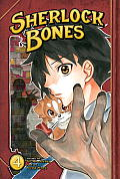 Sherlock Bones, Volume 4